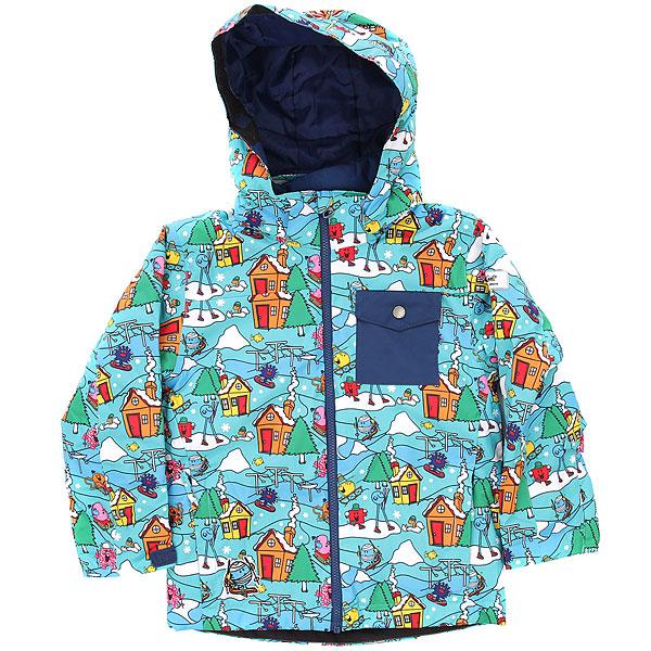 Куртка зимняя детская Quiksilver Mr Men Fun Times