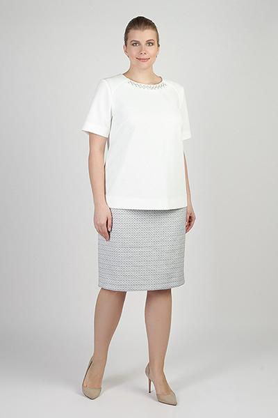 Блузка Steinberg Блузка Женская La-11017 WHITE блузка женская обри