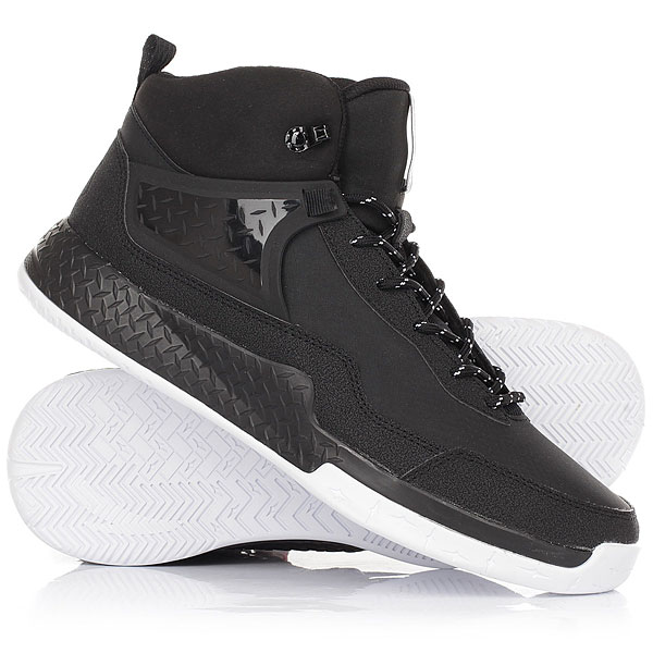 Ботинки зимние Anta 81741210-1 Black