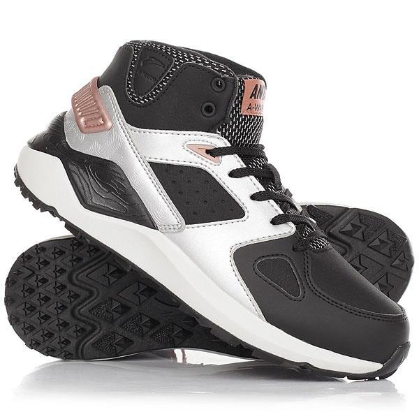 Ботинки зимние женские Anta 82746921-3 Black ботинки зимние женские wrangler creek fur black