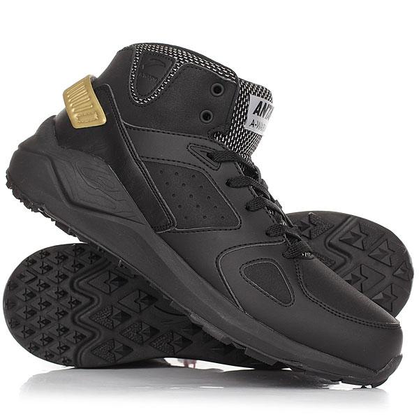 купить Ботинки зимние Anta 81746921-4 Black дешево