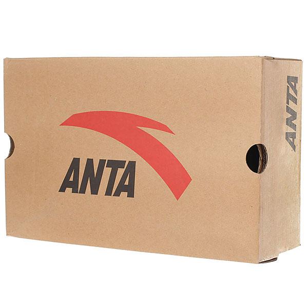 Кроссовки женские Anta 82618805-1 White
