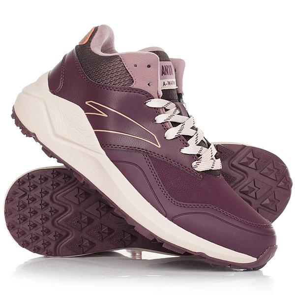 купить Ботинки зимние женские Anta 82746923-3 Violette дешево