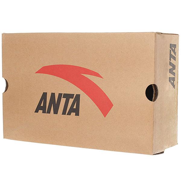 Кеды кроссовки утепленные Anta 81746961-1 Grey