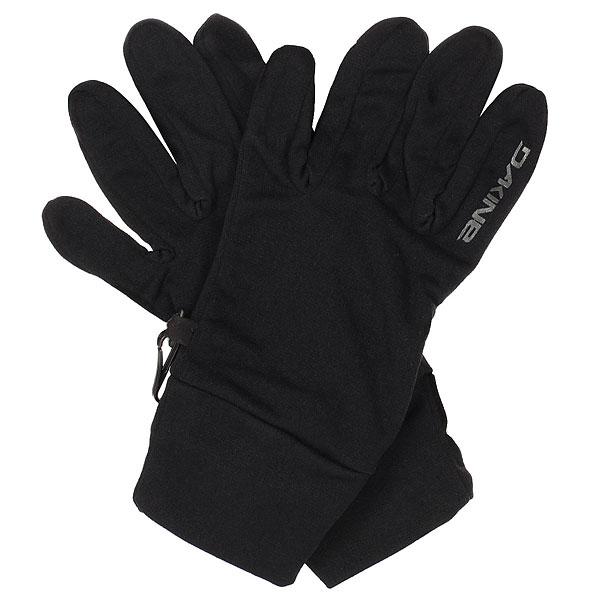 Перчатки сноубордические Dakine Scirocco Liner Black<br><br>Цвет: черный<br>Тип: Перчатки сноубордические<br>Возраст: Взрослый<br>Пол: Мужской