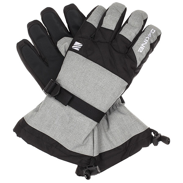 Перчатки сноубордические Dakine Talon Glove Heather перчатки сноубордические женские dakine rouge glove lagoon