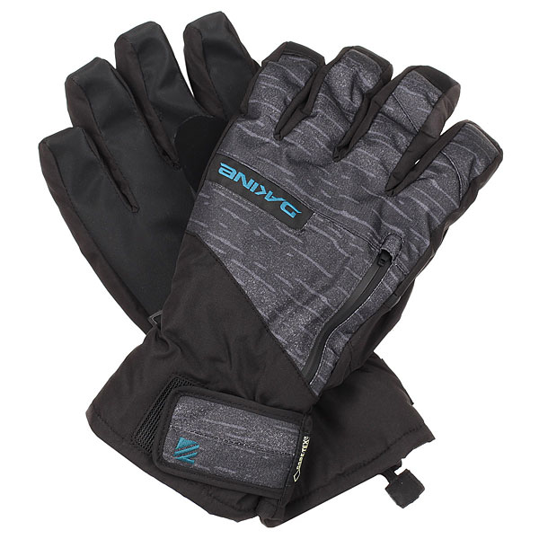 Перчатки сноубордические Dakine Titan Short Black BirchМужские перчатки с короткой манжетой для очень холодной погоды. Отлично подойдут для фристайла или парка.Технические характеристики: Индекс тепла 4/5.Водонепроницаемая и дышащая мембрана GORE-TEX®.Утеплитель High loft synthetic 110 / 230г создает воздушное пространство, сохраняющее тепло и в то же время позволяет рукам дышать.Материал ладони Rubbertec - водонепроницаемый, устойчивый к истиранию материал повышенной прочности.Трикотажная подкладка 150 гр.Короткая манжета на липучке.Кармашек на молнии для самонагревающихся пакетов.Вставка для вытирания носа на большом пальце.Съемная внутренняя перчатка-подкладка из эластичного флиса 4x4 280г подходит для работы с сенсорным экраном.<br><br>Цвет: черный<br>Тип: Перчатки сноубордические<br>Возраст: Взрослый<br>Пол: Мужской