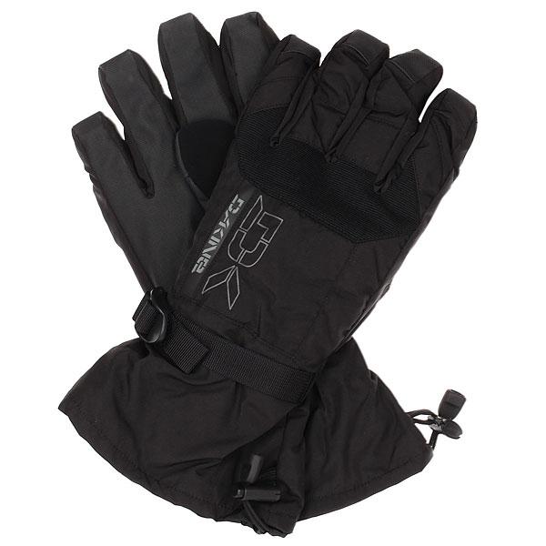 Перчатки сноубордические Dakine Scout  Glove Black варежки dakine leather scout glove black tan
