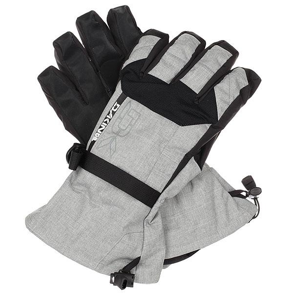 Перчатки сноубордические Dakine Scout Glove Heather варежки dakine leather scout glove black tan