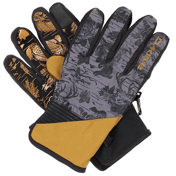 Перчатки сноубордические Dakine Crossfire Glove Watts перчатки сноубордические женские dakine charger glove buckskin