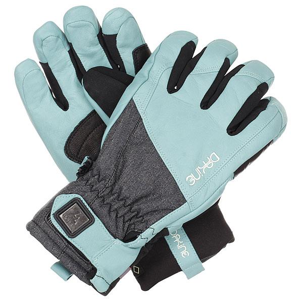 Перчатки сноубордические женские Dakine Odyssey Glove Mineral Blue перчатки сноубордические женские dakine rouge glove lagoon