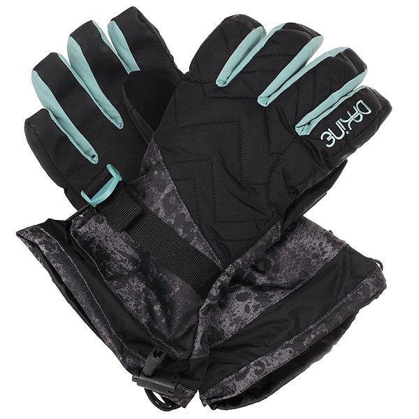 Перчатки сноубордические женские Dakine Camino Glove Leopard