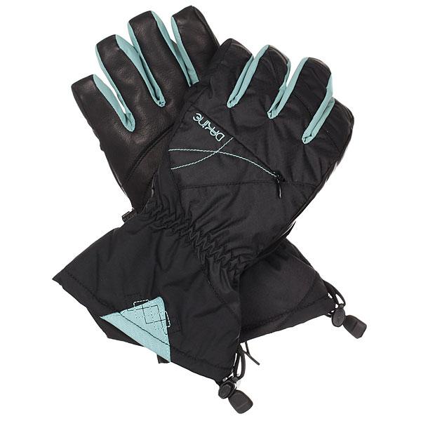 Перчатки сноубордические женские Dakine Avalon Glove Black перчатки сноубордические женские dakine charger glove buckskin