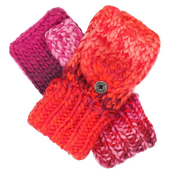 Варежки женские Dakine Jade Flap Mitt BerryОткрытые вязаные варежки из теплого акрила. Яркое дополнение к зимнему сезону!Технические характеристики: Теплый акрил.Открытые пальцы.Клапан на пуговице согреет пальцы рук в холодную погоду.Плотная манжета.<br><br>Цвет: мультиколор<br>Тип: Варежки<br>Возраст: Взрослый<br>Пол: Женский