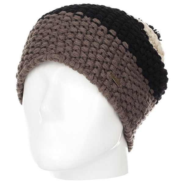 Шапка женская Dakine Frostine Falcon<br><br>Цвет: коричневый<br>Тип: Шапка<br>Возраст: Взрослый<br>Пол: Женский