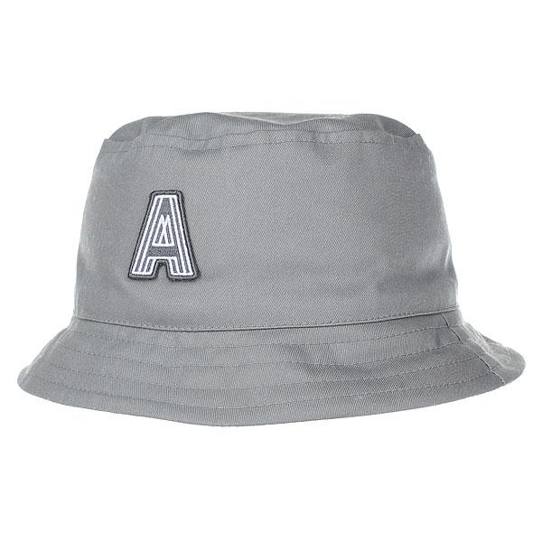 Панама Anteater X Aka6 Panama Acab-grey<br><br>Цвет: Темно-серый<br>Тип: Панама<br>Возраст: Взрослый<br>Пол: Мужской