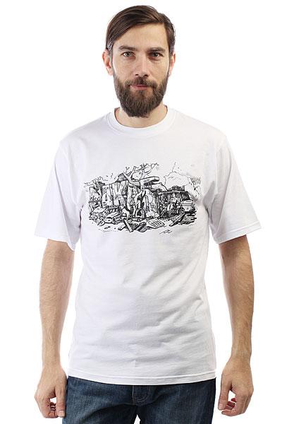 Футболка Anteater 352 White<br><br>Цвет: белый<br>Тип: Футболка<br>Возраст: Взрослый<br>Пол: Мужской
