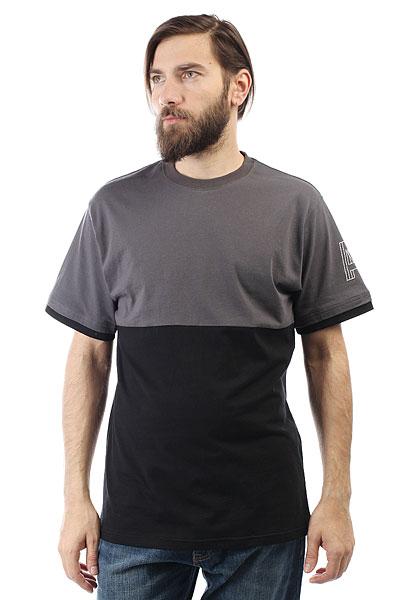 Футболка Anteater 354 Black/Grey<br><br>Цвет: черный,серый<br>Тип: Футболка<br>Возраст: Взрослый<br>Пол: Мужской