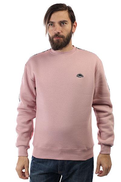 Толстовка классическая Anteater Crewneck-stripe Pink