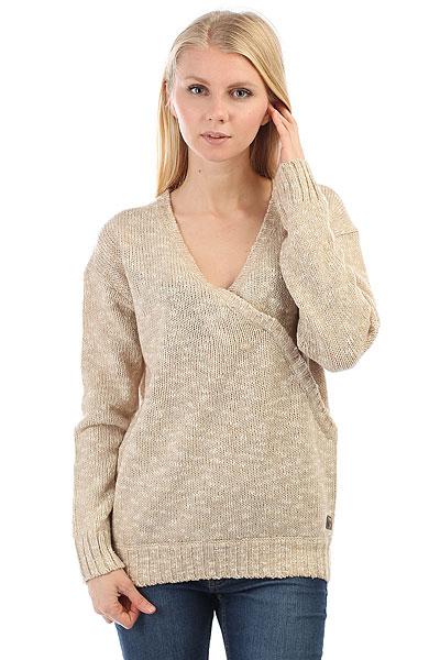 Свитер женский Rip Curl Entiako Sweater Apple Cinnamon чемодан rip curl rip curl ri027bwzlc59