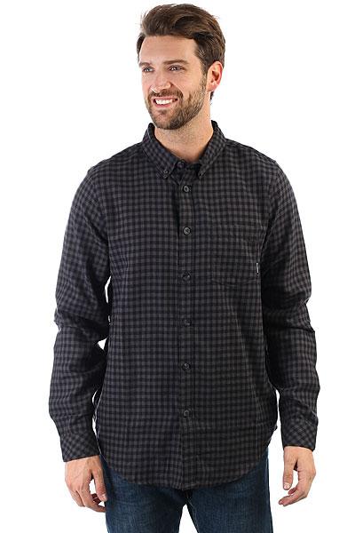 Рубашка в клетку Billabong Doyle Ls Black<br><br>Цвет: черный<br>Тип: Рубашка в клетку<br>Возраст: Взрослый<br>Пол: Мужской
