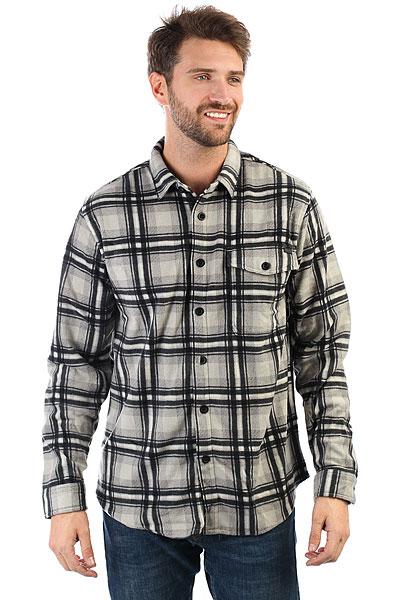 Рубашка в клетку Billabong Furnace Flannel Ls Light Grey<br><br>Цвет: серый<br>Тип: Рубашка в клетку<br>Возраст: Взрослый<br>Пол: Мужской