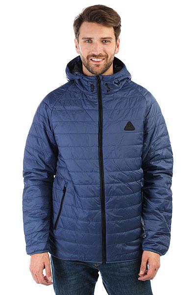 цена Куртка Billabong Kodiak Puffer Deep Blue онлайн в 2017 году