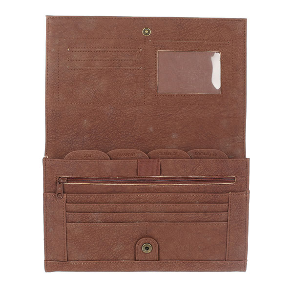Клатч женский Rip Curl Navarro Wallet Brown