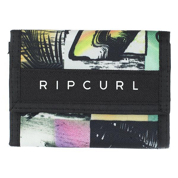 Кошелек Rip Curl Surf Wallet Ocean Multico<br><br>Цвет: черный,мультиколор<br>Тип: Кошелек<br>Возраст: Взрослый