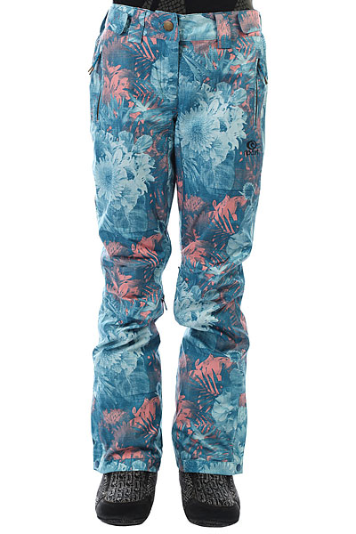 Штаны сноубордические женские Rip Curl Slinky Ptd Ink Blue брюки сноубордические rip curl штаны qanik fancy pt