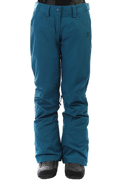 Штаны сноубордические женские Rip Curl Qanik Ink Blue брюки сноубордические rip curl штаны qanik fancy pt