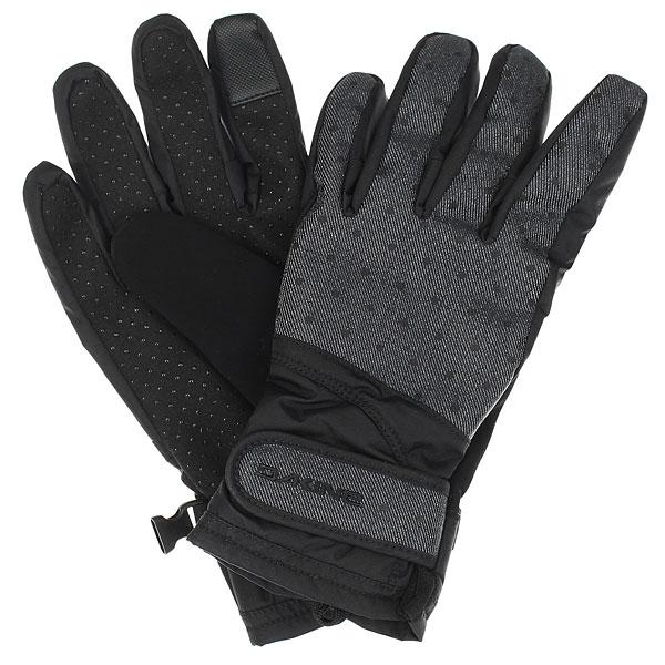 Перчатки женские Dakine Electra Glove Pixie<br><br>Цвет: черный,серый<br>Тип: Перчатки<br>Возраст: Взрослый<br>Пол: Женский