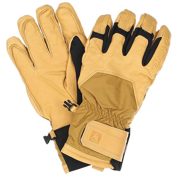Перчатки Dakine Durango Glove Buckskin перчатки сноубордические женские dakine charger glove buckskin
