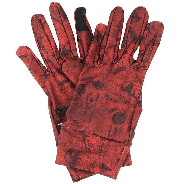 Перчатки Dakine Rambler NorthwoodsТонкие перчатки - идеальные вариант для прохладных осенних дней или для использования в качестве внутренника к зимним перчаткам или варежкам. Dakine Rambler наверняка Вас не разочаруют - тянущийся и впитывающий влагу полиэстер, возможность управления сенсорным экраном Вашего смартфона - требовать чего-то большего просто нет смысла.Характеристики:Материал: тянущийся, впитывающий влагу полиэстер. Возможность управления сенсорным экраном.<br><br>Цвет: красный<br>Тип: Перчатки<br>Возраст: Взрослый<br>Пол: Мужской
