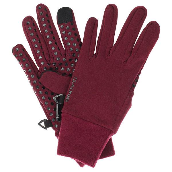 Перчатки женские Dakine Womens Storm Rosewood<br><br>Цвет: бордовый<br>Тип: Перчатки<br>Возраст: Взрослый<br>Пол: Женский