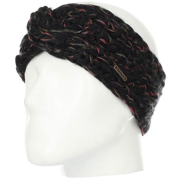 Повязка женская Dakine Angie Headband Black<br><br>Цвет: черный<br>Тип: Повязка<br>Возраст: Взрослый<br>Пол: Женский