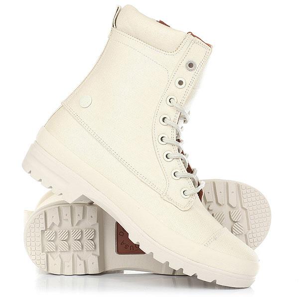 Ботинки высокие женские DC Amnesti Tx Se Cream кеды кроссовки высокие женские dc rebound high tx navy gum