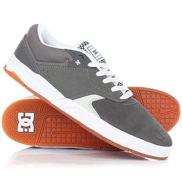 Кроссовки DC Tiago Grey/White dc shoes кеды dc heathrow se 11