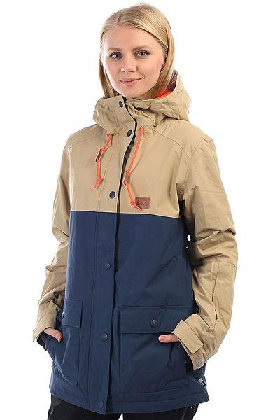 Куртка утепленная женская DC Cruiser Incense куртки dc shoes куртка