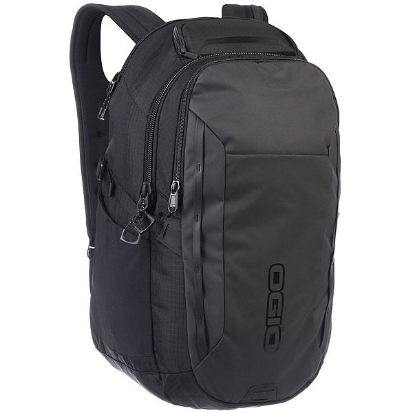 Рюкзак городской Ogio Summit Pack Black/Matte<br><br>Цвет: черный<br>Тип: Рюкзак городской<br>Возраст: Взрослый<br>Пол: Мужской