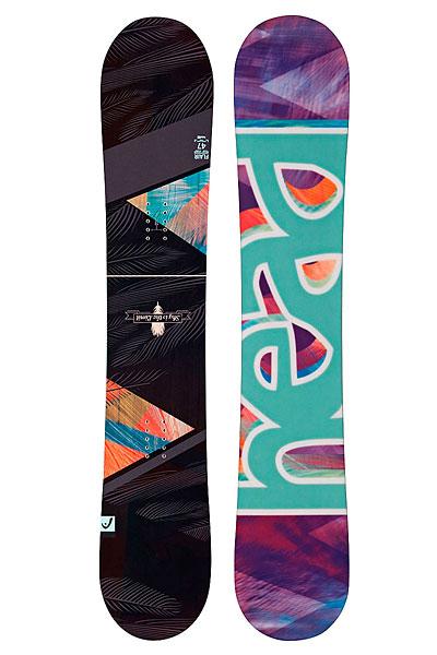 Сноуборд Head Flair LegacyHead Flair - это сноуборд для того, чтобы научиться, и в этом качестве он просто идеален. Ничего лишнего, что будет отвлекать Вас от первых шагов и понимания процесса, и в то же время наличие того, что облегчит эту задачу. Легкий, но прочный деревянный сердечник, плоский прогиб Rocka, симметрия геометрия Twin Tip и надежный экструдированный скользяк. Вам будет комфортно и удобно, насколько это вообще возможно в Ваши первые дни на склоне. Характеристики:Жесткость: мягкая доска.Геометрия Twin Tip: полностью симметричная доска. Прогиб Rocka: доска обладает маневренностью за счет флэтовой зоны и стабильностью благодаря наличию контактных точек около закладных креплений. Сердечник выполнен из натуральной гибкой древесины тополя. Экструдированный скользяк: прочный, быстрый и простой в обслуживании.<br><br>Цвет: мультиколор<br>Тип: Сноуборд<br>Возраст: Взрослый<br>Пол: Мужской