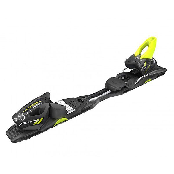 Крепления для лыж Head Pr 11 Brake 90 Black/Fl. YellowУдобные и быстрыегорнолыжные крепленияHead PR 11 Brake 90 [G]– это системные крепления на рельсовом интерфейсеPower Rail. Высокий контроль, быстрая и удобная установка на рельсовую платформу. Благодаря своей производительности и максимальной безопасности горнолыжные крепления PR 11 обеспечивают гонщику истинное удовольствие от всех видов горного катания.Характеристики:Затяжка DIN 3-11.Высота 31 мм. Антиблокировочная система AFS. Полная диагональ головки креплений.Лыжные крепленияHead PR 11 представляют собой модульную конструкцию, которая построена для гонщиков всех уровней и любого ландшафта местности.<br><br>Цвет: черный,желтый<br>Тип: Крепления для лыж<br>Возраст: Взрослый<br>Пол: Мужской