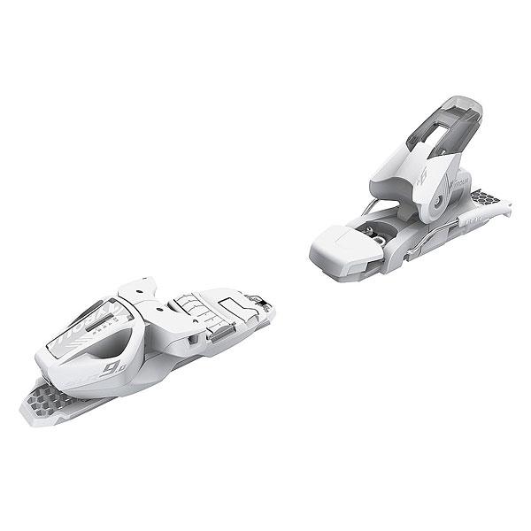 Крепления для лыж TYROLIA Slr 9.0 Brake 85 Solid WhiteГорнолыжные крепления – важнейший элемент экипировки, выполняющий сразу множество функций. Хорошие крепления для горных лыж одновременно должны и надежно фиксировать ботинок, и легко передавать лыжам усилия ног, и моментально отсоединяться при возникновении угрозы получить травму.Tyrolia – лучшее для лучших.Характеристики:Высота 28 мм. Затяжка: 2,5-9 DIN.Мысок: SX + TRP система. Полная диагональ. Интерфейс SuperLiteRail / SuperLiteRail2. Антиблокировочная система AFS Junior. Пятка: SX Lite. Износостойкое покрытие. Вес 1400 г. Cкистоп BR.85[H].<br><br>Цвет: белый<br>Тип: Крепления для лыж<br>Возраст: Взрослый<br>Пол: Мужской