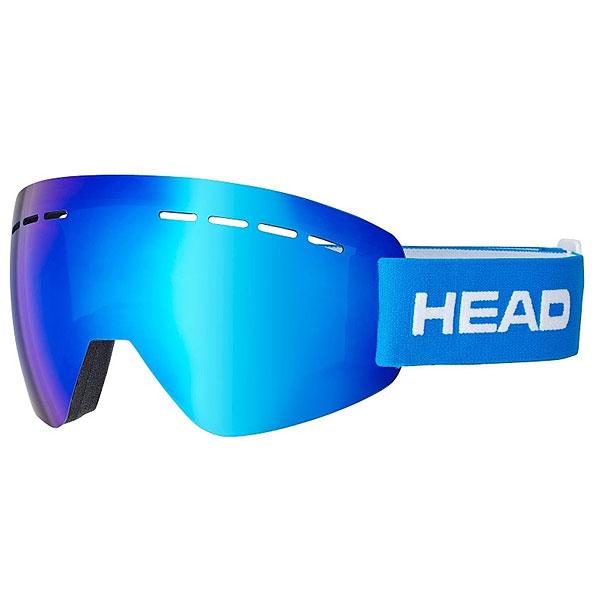Маска для сноуборда Shred Solar Unisex Blue<br><br>Цвет: синий<br>Тип: Маска для сноуборда<br>Возраст: Взрослый<br>Пол: Мужской
