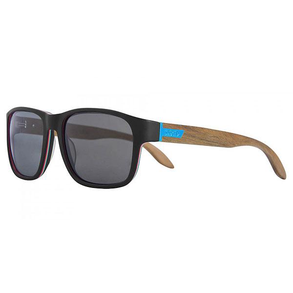 Очки Shred Stomp Donwood Black/WoodСтильные очки Shred Stomp Donwood для городских модников.Характеристики:Оправа из многослойного ацетата.Линзы идеально четкого изображения Carl Zeiss. Дужки из дерева.Контрастный логотип на дужках.<br><br>Цвет: черный<br>Тип: Очки<br>Возраст: Взрослый<br>Пол: Мужской