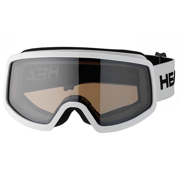 Маска для сноуборда Head Stream Race Youth WhiteУниверсальная маска для любых погодных условий. Бюджетный вариант маски с отличной линзой и широким полем обзора. Бестселлер!Характеристики:Прессованный преформованный поликарбонатный двойной линзовый блок. Внутренняя поверхность обработана слоем анитифога предотвращающим запотевание. Защита UV 400. Совместимость со шлемом. Плотный упаковочный чехол в комплекте.<br><br>Цвет: белый<br>Тип: Маска для сноуборда<br>Возраст: Взрослый<br>Пол: Мужской