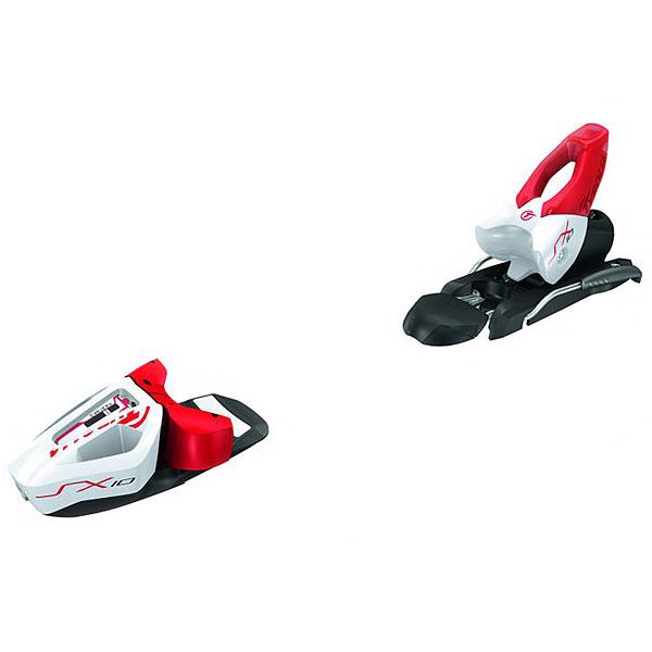 Крепления для лыж TYROLIA Sx 10 Brake 78 Solid BlackКрепления для лыж TYROLIA Sx 10. Удобные и самые легкие крепления!Характеристики:Затяжка DIN 3-10, высота 21 мм, полная диагональ головки креплений. Мысок: SX + TRP система. Пятка: SX. Износостойкое покрытие. Вес 1620 г. Скистоп BR.78[E].<br><br>Цвет: белый,красный,черный<br>Тип: Крепления для лыж<br>Возраст: Взрослый<br>Пол: Мужской