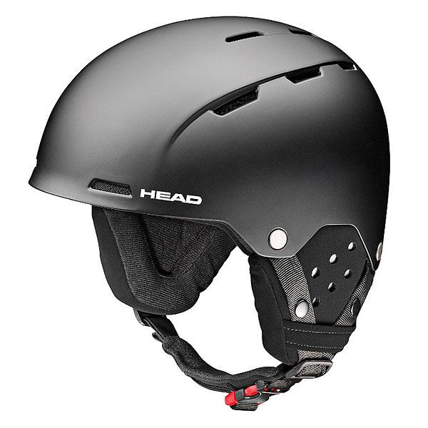 Шлем для сноуборда Head Trex BlackУдобный и супер надежный шлем для катания на сноуборде.Характеристики:Облегченный ABS. Технология Hardshell. Вентиляция Thermal.Регулировка размера HEAD 3D Fit.Съемные уши с регулировкой положения на шлеме. Держатель маски.Сертификат CE EN 1077:2007 Class B. Вес: m/l 560 г.<br><br>Цвет: черный<br>Тип: Шлем для сноуборда<br>Возраст: Взрослый<br>Пол: Мужской