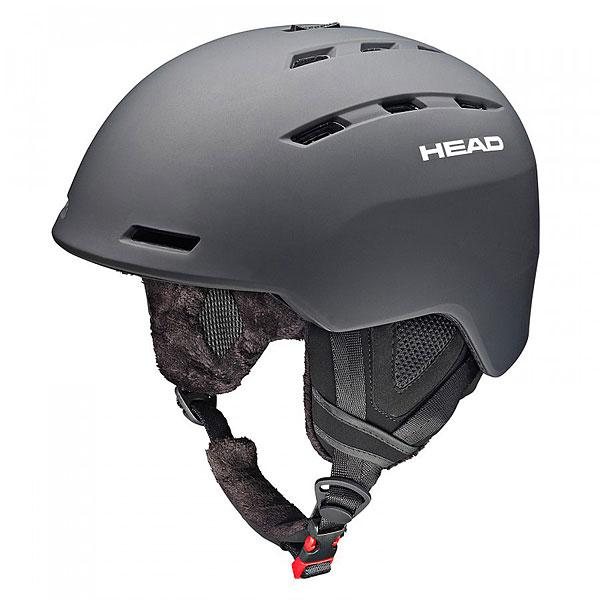 купить Шлем для сноуборда Head Varius Black дешево