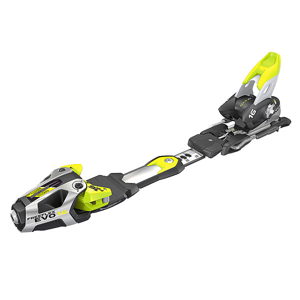 Крепления для лыж Head Freeflex Evo 16 Brake 85 Black/White/Flash YellowСупер быстрые спортивные крепления для продвинутых гонщиков! Супер контроль и супер стабильность системы FREEFLEX Pro создана для высокой скорости и больших нагрузок! Затяжка DIN 5-16, высота 17 мм, антиблокировочная система, Race диагональ.Технические характеристики: Высота 17 мм.Затяжка 5 - 16 DIN.Мысок RACE + TRP система.Индивидуальная ручная настройка головки под высоту подошвы ботинка.RACE диагональ.Функция FREE FLEX PRO.Адаптивная RACE AFD антиблокировка.Пятка RACE PRO.Подъем пятки 3,5°.Износостойкое покрытие.Вес 2690 г.Cкистоп BR.85[A].<br><br>Цвет: желтый,черный<br>Тип: Крепления для лыж<br>Возраст: Взрослый<br>Пол: Мужской